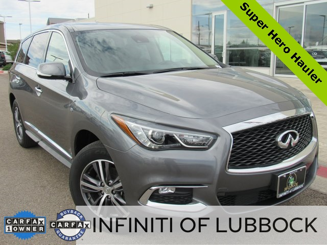 Certified Pre-Owned 2019 INFINITI QX60