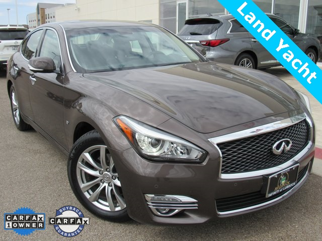 Certified Pre-Owned 2018 INFINITI Q70 3.7 SPORT