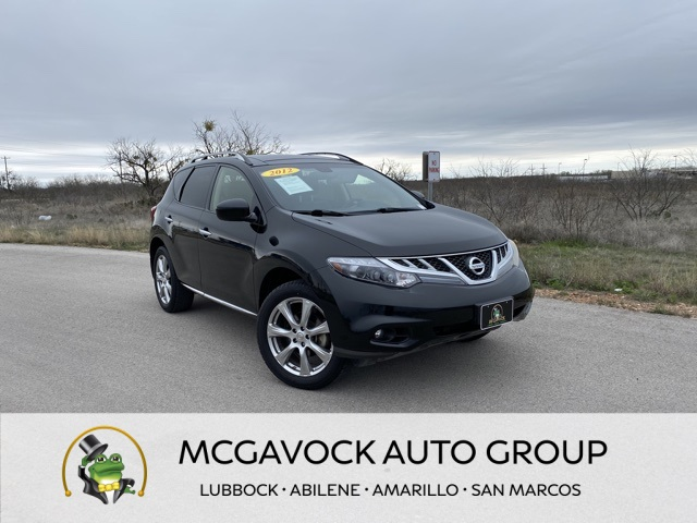 Pre-Owned 2012 Nissan Murano LE