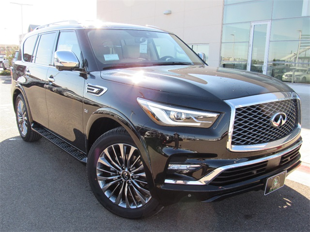 New 2019 Infiniti Qx80 Luxe 4wd For Sale Lubbock Tx Amarillo 950x8