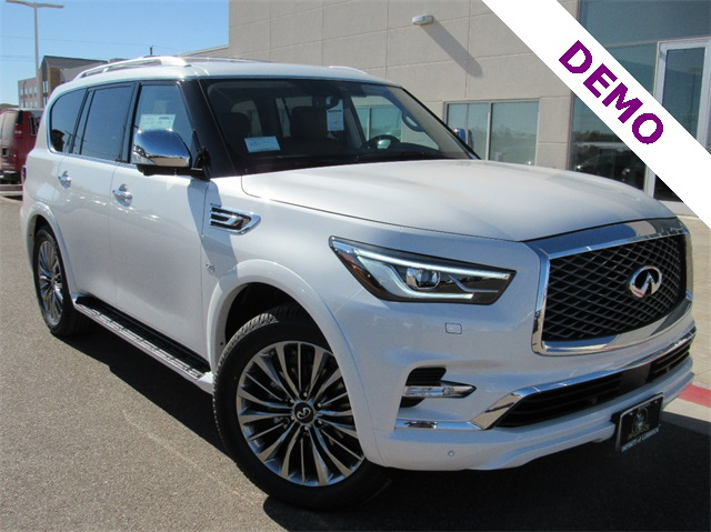 New 2019 Infiniti Qx80 Luxe 4wd For Sale Lubbock Tx Amarillo 907x8