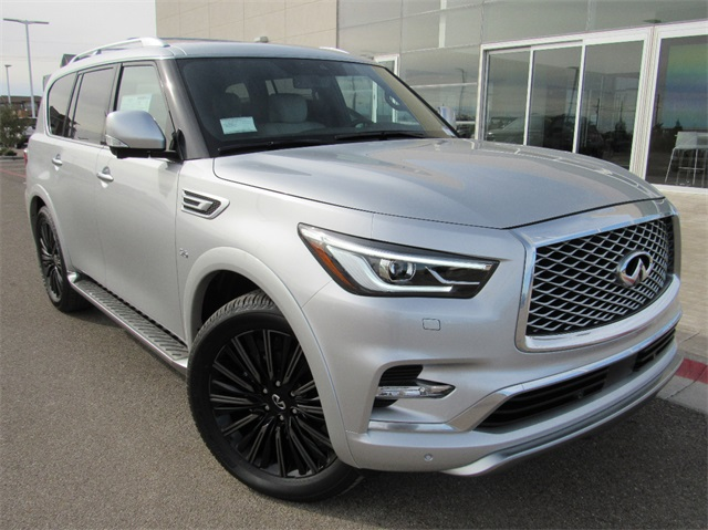New 2019 Infiniti Qx80 Limited 4wd For Sale Lubbock Tx Amarillo