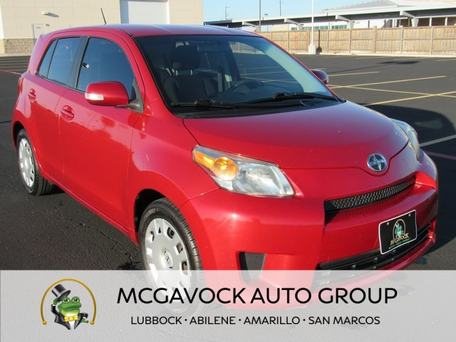 Pre-Owned 2010 Scion xD Base