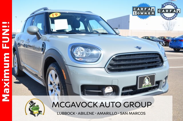 Pre-Owned 2019 MINI Cooper Countryman Classic