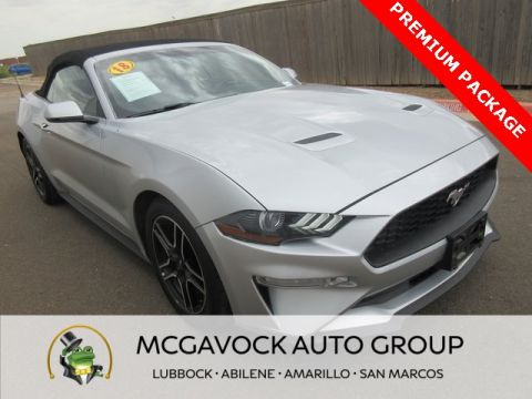 "Pre-Owned 2018 Ford Mustang Ecoboost ""Premium"" Pkg."