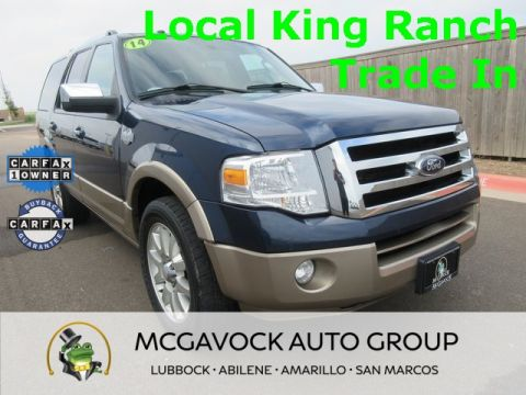 Pre-Owned 2014 Ford Expedition King Ranch