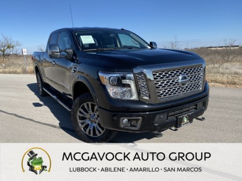 Pre-Owned 2017 Nissan Titan XD Platinum Reserve