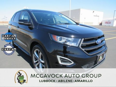 "Pre-Owned 2017 Ford Edge ""Sport"""