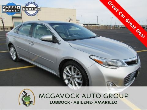 "Pre-Owned 2014 Toyota Avalon ""Limited"""